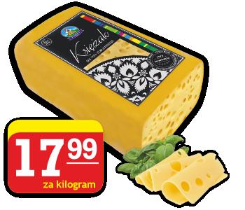 ser żółty Księżak
