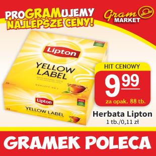 3 - herbata Lipton