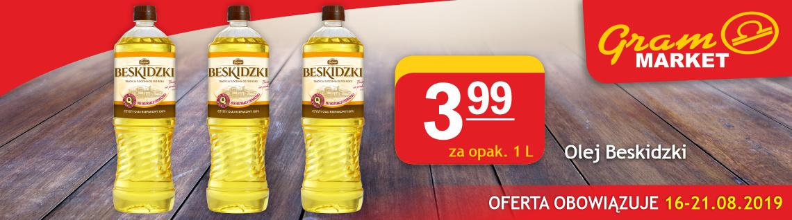 olej Beskidzki