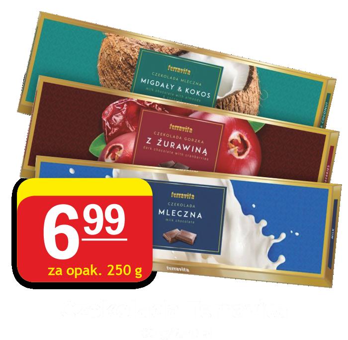 Czekolada Terravita