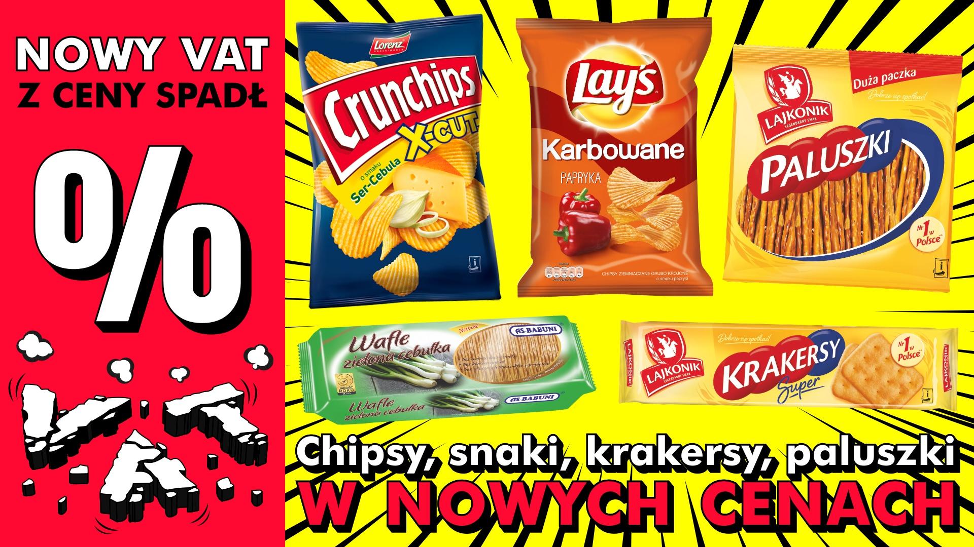 vat spad - chipsy